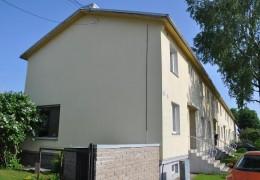 Sõpruse pst .16, Tallinn korterelamu fassaadi ja sokli soojustamine, krohvimine ja vihmaveerennide,torude paigaldamine