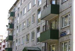 Tallinn, A.H. Tammsaare tee 67, paneelelamu vuukide renoveerimine