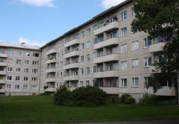 Tallinn, Retke tee 22, paneelelamu vuukide ja rõdude renoveerimine