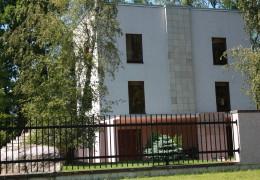 Vahtramäe tee 6, Tallinn eramu fassaadi soojustamine ja krohvimine