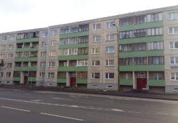 Tallinn, Õismäe tee 39 korterelamu vuukide renoveerimine ja trepikäsipuude paigaldamine