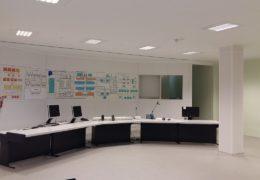 Tallinna Vesi AS Veepuhastusjaama Järvevana tee 3. Juhtimiskeskuse ja olmeruumide renoveerimine ja valguslahenduse loomine