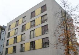 Uus-tatari 13, Tallinn kortermaja fassaadi krohvimine