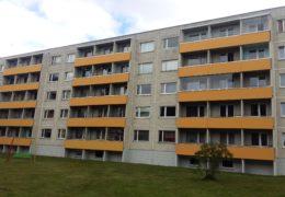 Loo, Kuusiku tee 7  ja  9 rõdupiirte renoveerimine ja katteplekkide paigaldamine